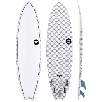 """Planche de surf 7S """"Super Fish"""""""