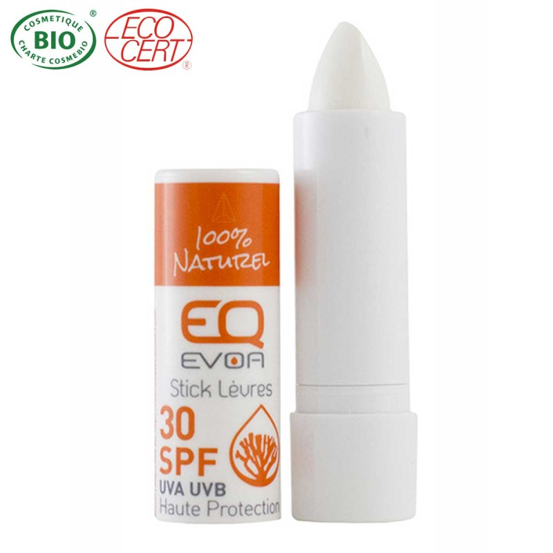 Stick à Lèvres EQ SPF30