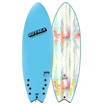 Planche de Surf Odysea Skipper Quad Cool Blue