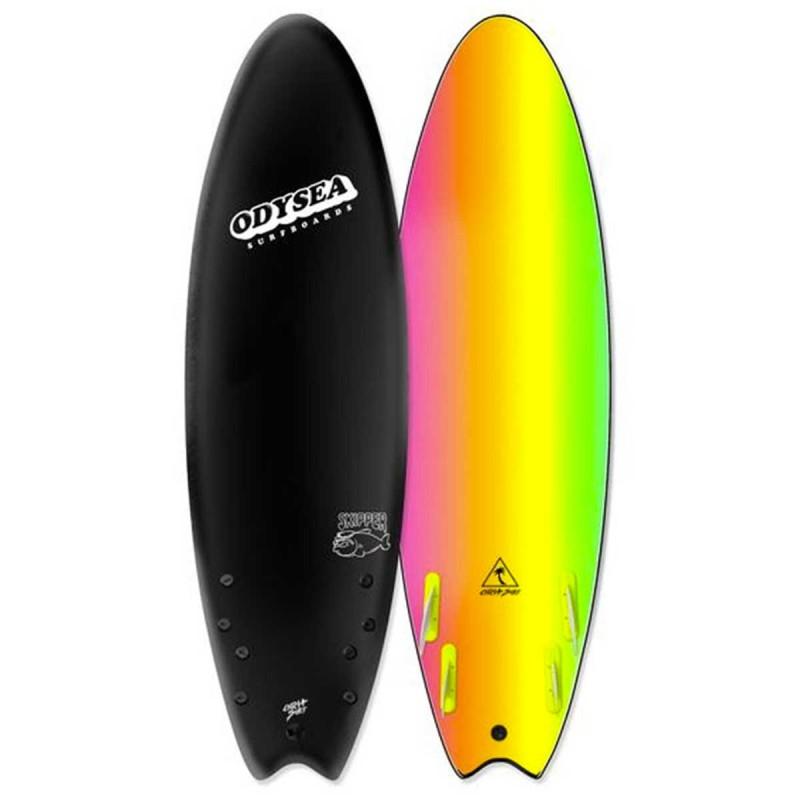 Planche de Surf Odysea Skipper Quad Black