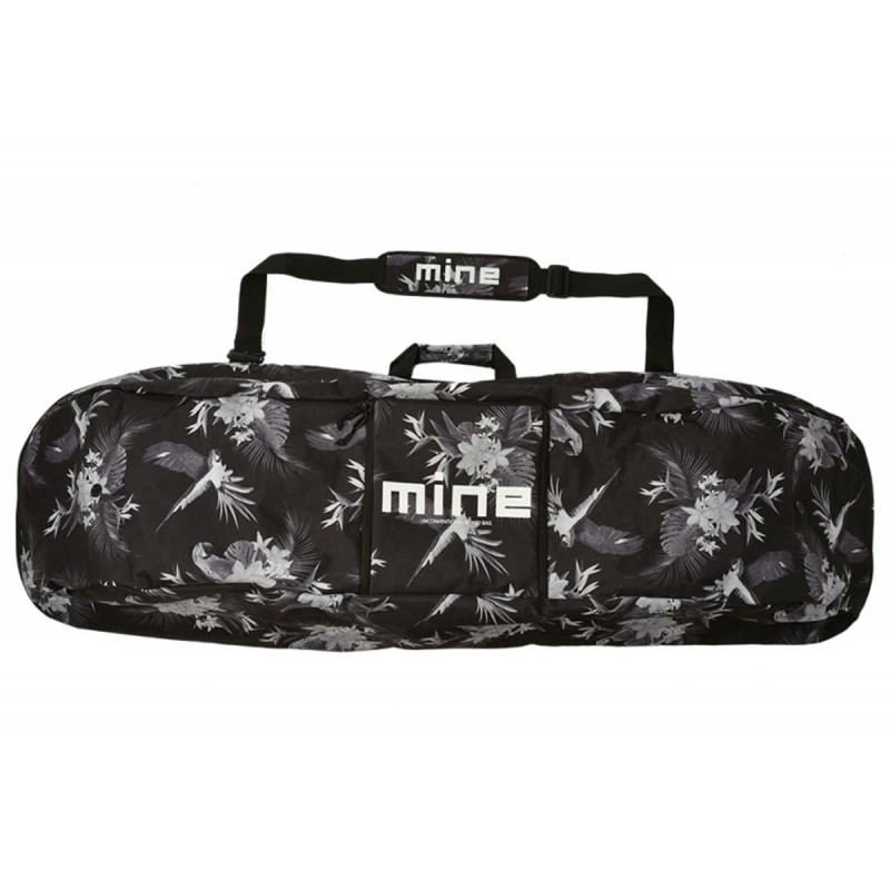 Boardbag Mine Macaws B&W XL