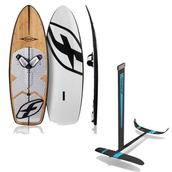 Pack Complet Carbon Kite Foil F-One Freeride