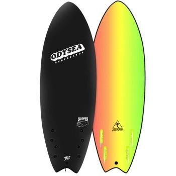 Planche de Surf Odysea Skipper Quad 5'6 Black