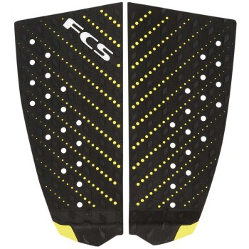 Pad Surf FCS T2 Black / Taxi Cab Yellow
