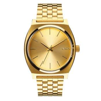 Montre Nixon Time-Teller All Gold