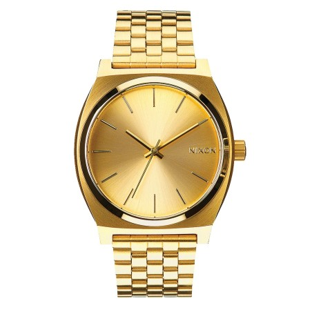 Montre Nixon Time -Teller All Gold