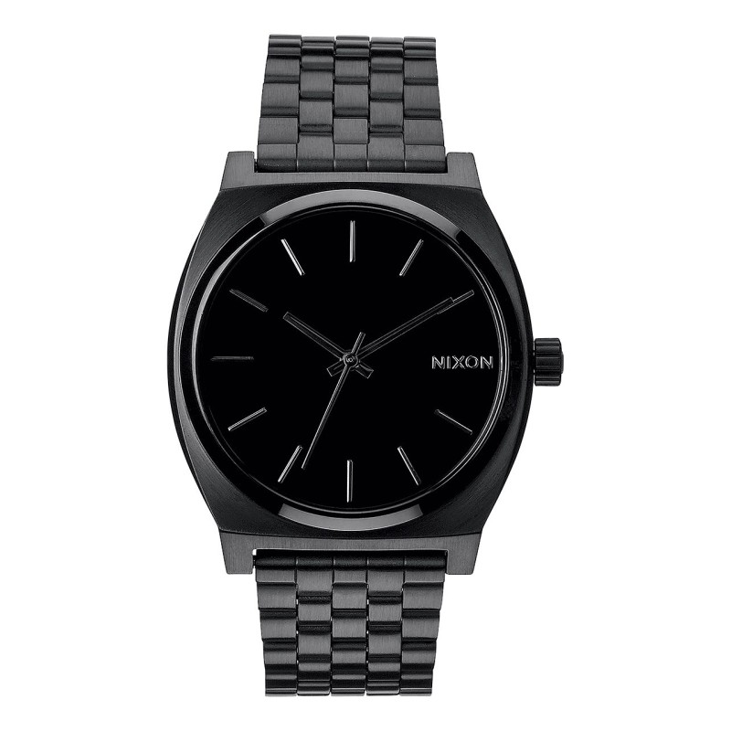 Montre Nixon Time-Teller All Black