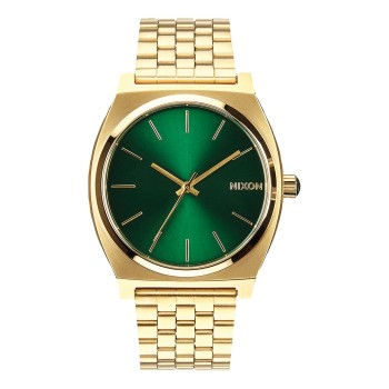 Montre Nixon Time -Teller Gold / Green