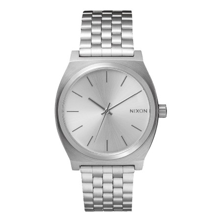 Montre Nixon Time -Teller All Silver
