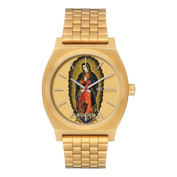 Montre Nixon Time -Teller Santa Cruz Gold Jessee