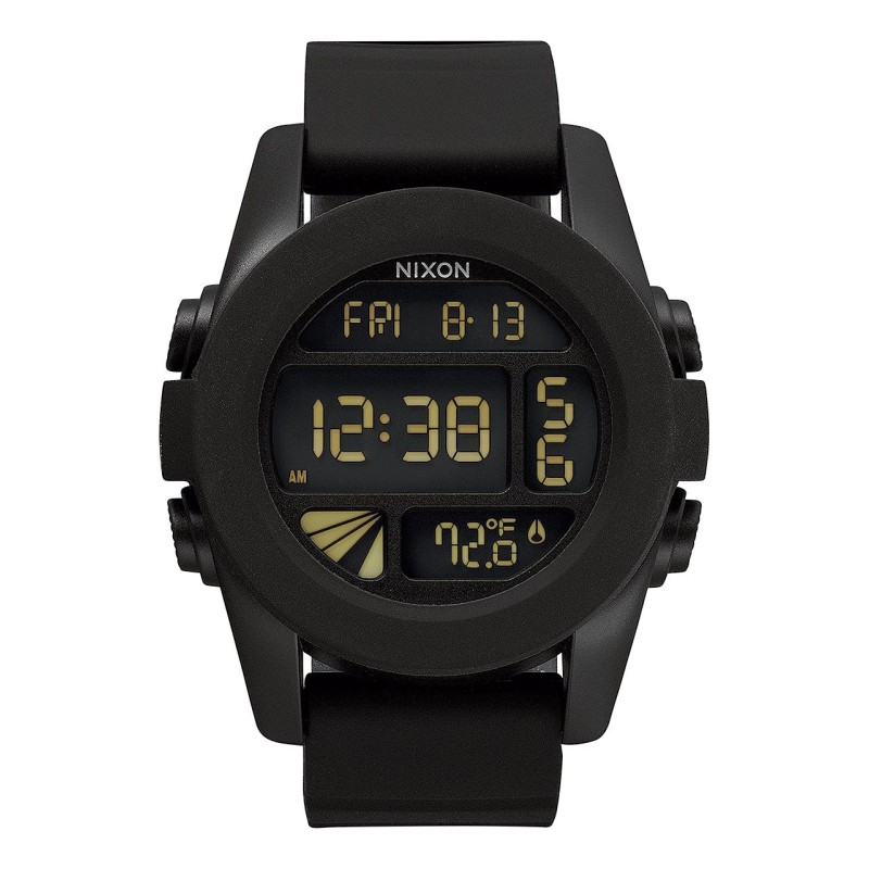Montre Nixon The Unit Black