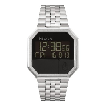 Montre Nixon Re-Run Silver