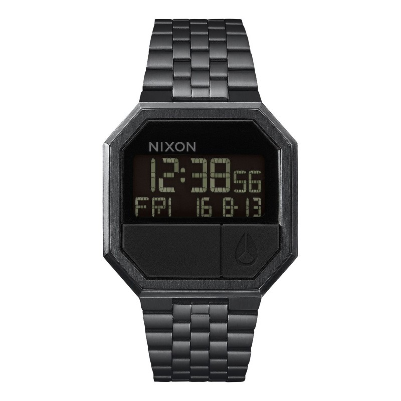 Montre Nixon Re-Run Black