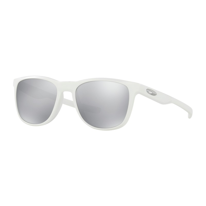 Oakley Trillbe X Matte White / Chrome Iridium