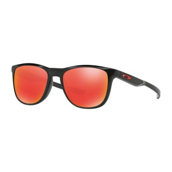 Lunettes de soleil Oakley Trillbe X Polished Black / Ruby Iridium