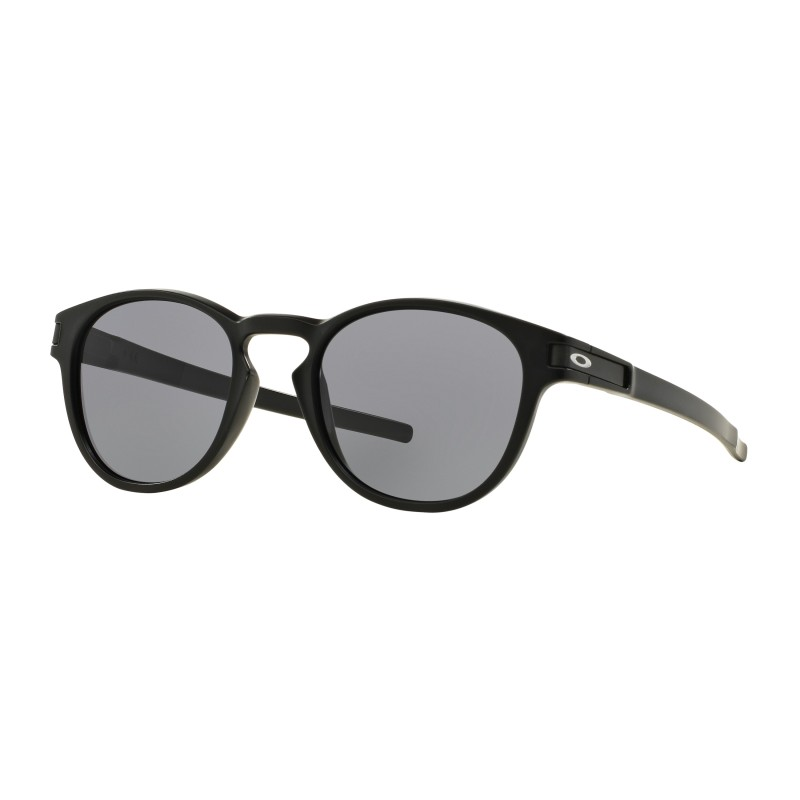 Lunettes de soleil Oakley Latch Matte Black / Dark Grey