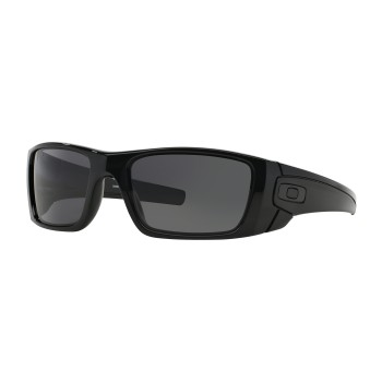 Lunettes de soleil Oakley Fuel Cell Matte Black / Grey Polarized