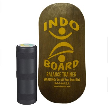 Planche Indo Board Rocker Brown
