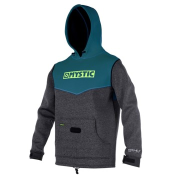Veste Sweat Mystic Voltage 2018, Teal