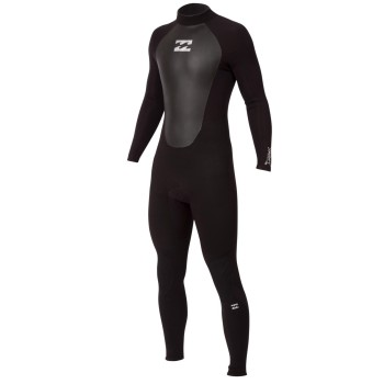 Combinaison Billabong Intruder 5/4mm BackZip 2017