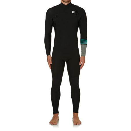 Combinaison Billabong Revolution 5/4mm FrontZip 2018 Black