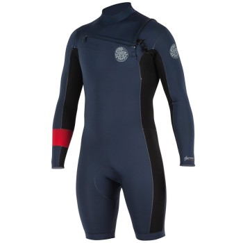 Combinaison Rip Curl Aggrolite S/SL 2mm Front Zip 2018 Taille