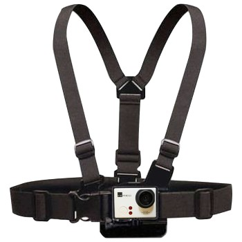 Chest Harness HiRec 3way adjustment