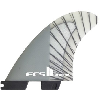 Ailerons FCS II Reactor PC Carbon Tri Set