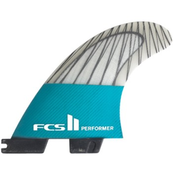 Ailerons FCS II Performer PC Carbon Tri Set