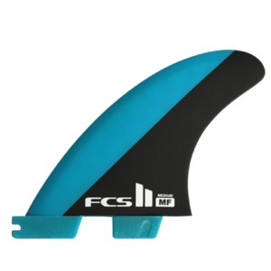 Ailerons FCS II MF PC Tri Set