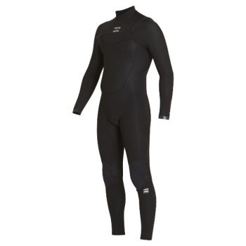 Combinaison Billabong Absolute 5/4mm FrontZip 2018 Black