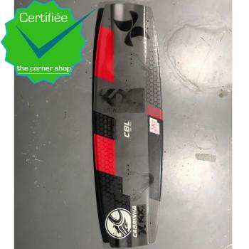 Twin-Tip Cabrinha CBL 2015 140x42,5 FXK