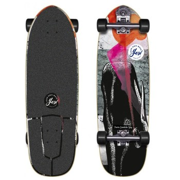 Surf skate YOW Puerto Escondido Way 34.5""