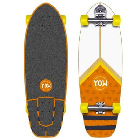 """Surf skate YOW Mundaka Road 31"""""""