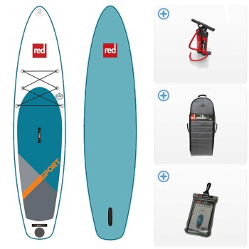 SUP Gonflable Red Paddle Sport MSL Fusion 2018