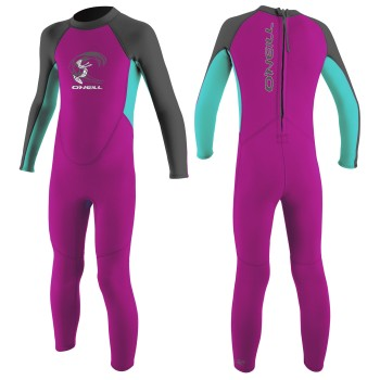 Combinaison Enfant O'neill Reactor 2mm full wetsuit toddler Girls