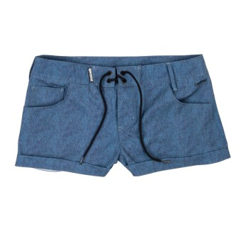 "Boardshort Mystic Cheat 9.5"" Powder Blue"