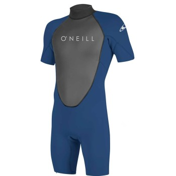 Combinaison Shorty O'neill 2mm Reactor II Back Zip 2018