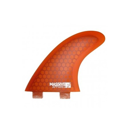 Ailerons FCS Massive Apparel Honey