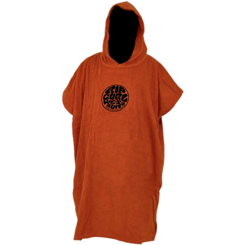Poncho Rip Curl Change Ginger Spice