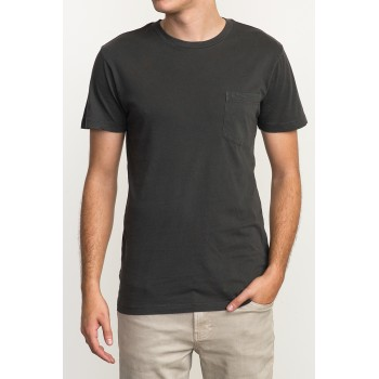 T-shirt RVCA PTC 2 Pigment Pirate Black