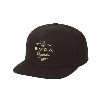 Casquette RVCA IF Snapback Black