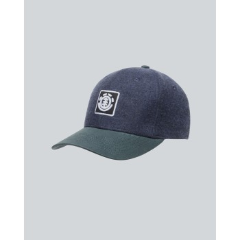 Casquette Element Treelogo Cap Eclipse Heather