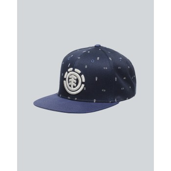 Casquette Element Knutsen Cap In Day Blue