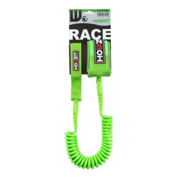 Leash SUP Howzit Coiled 9' / 8mm LIME