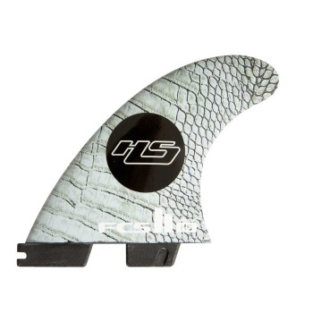 Ailerons FCS II Tri-Fins Hayden Shapes PC Carbon