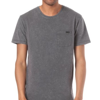 Rusty T-shirt Short Sleeve Trancer Coal