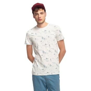 T-Shirt Ragwear Dami White