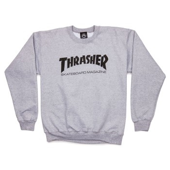 Sweat Trasher Classic Grey
