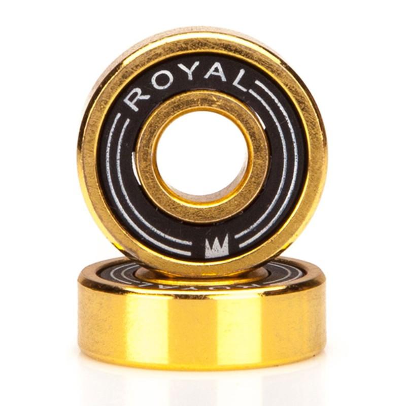 Roulements Royal (Jeu de 8) Gold Crown